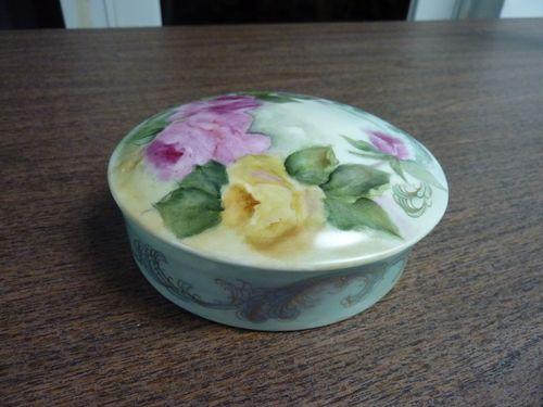 Porcelain Jewelery Box