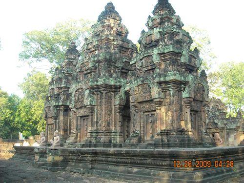 Cambodian Wat
