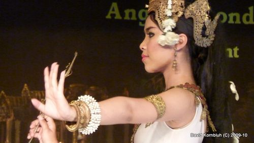 Khmer Classical Dancer